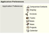 OGo Preferences